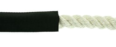 Bild med länk till högupplöst bild PolyRopes PROTECT slitskydd, svart