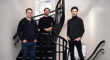 LINK arkitektur storsatsar på parametrisk design  och rekryterar André Agi