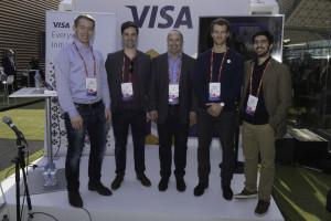 """Visa startet europaweiten Wettbewerb """"Everywhere Initiative"""" für Start-ups"""