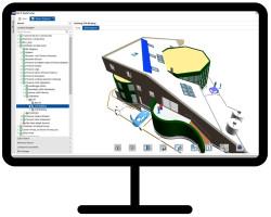 BIM-Plattform Bimplus unterstützt Vision von BIM-gestütztem Facility Management