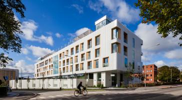 Skandionklinikken nomineret til Årets Bygg 2015 i Sverige