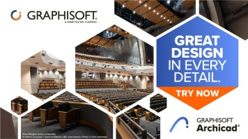 Graphisoft releases Archicad 25 — Great design in every detail