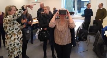 Brugerinddragelse med virtual reality
