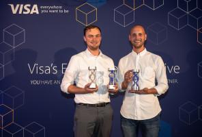 Weltweites Start-up-Programm: Circula und MotionTag gewinnen Visa's Everywhere Initiative D/A/CH