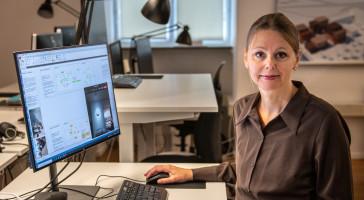 Digitala dialogprocesser i sjukhusprojekt