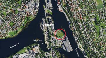 LINK arkitektur vant sammen med SKANSKA konkurransen om nye Skien Videregående skole