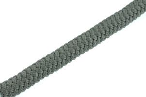 Bild med länk till högupplöst bild Trappräckslina / Dekorationslina Design silvergrå