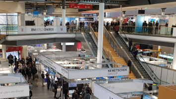 Nemetschek Group: Strong presence at trade fairs and events this Fall
