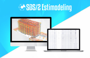 SDS/2 Estimodeling Featured as Modern Steel Construction 2020 Hot Product