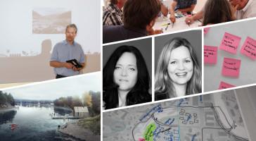 Suksessoppstart for urbanismeprosjekt i Førde