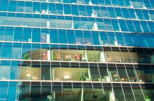 Das Büro der Zukunft: Kleiner und Kooperativer