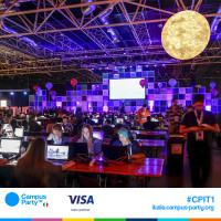 Visa a Campus Party Italia