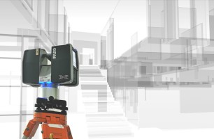 Point clouds for better construction in existing buildings: ALLPLAN cooperates with laser scanning specialist Scalypso