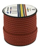 Bild med länk till högupplöst bild Poly-Light-8 röd, 4 mm x 12 m, spole