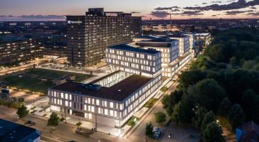 Nu öppnar Rigshospitalets Nordflygel i Köpenhamn