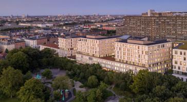 Nordfløjen vinder European Healthcare Design Award 2021