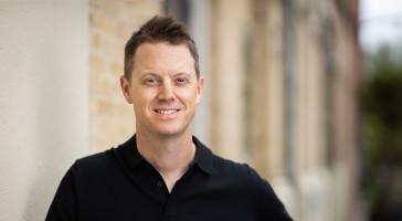 David Saand ny regionchef på LINK Arkitektur