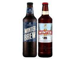 Brittiska vintervärmare är tillbaka - populära julöl från Fuller's