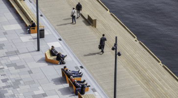 LINK arkitektur satser på landskapsarkitektur i Stavanger