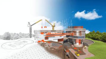Allplan 2022: Optimal buildability through seamlessly integrated processes