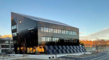 Verdens mest bærekraftige bygg åpner i Trondheim