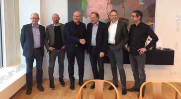 LINK arkitektur overtar dansk arkitektselskap og posisjonerer seg i det skandinaviske markedet