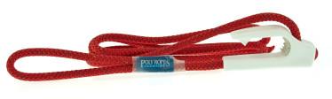 Bild med länk till högupplöst bild Fenderlina FX röd med fenderfäste Fend-Fix