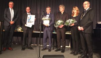 Gjesdal kommunes byggeskikkpris 2015 gikk til LINK arkitektur