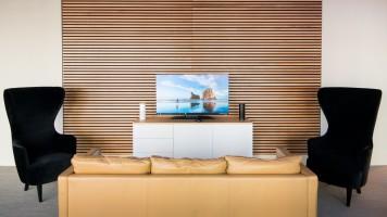 Visa Innovation Center Sofa