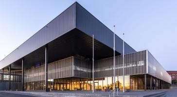 Arena Randers er kåret til Årets Idrætsbyggeri