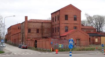 LINK Arkitektur blåser liv i Eslövs gamla spritfabrik