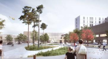 LINK arkitektur vinner stort sjukhusprojekt i Norge