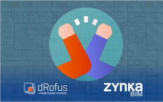 dRofus and Zynka BIM sign cooperation agreement in Sweden