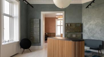 LINK Arkitektur skaber nyt herskabeligt showroom til VOLA – med hilsen til Arne Jacobsen