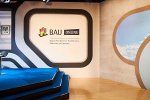Die BAU ONLINE 2021 zeigt die Stärke der Branche
