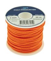 Bild med länk till högupplöst bild Polyestersilkelinor Nya färger 2013 - Orange spole