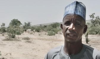 Alhaji Sani Aliyu, dairy farmer