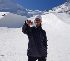 Pat Burgener portera les couleurs de la Team Visa  aux prochains Jeux olympiques d'hiver