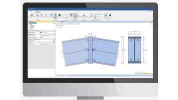 Smarter Workflow für eine optimale Berechnung von Hallenrahmen