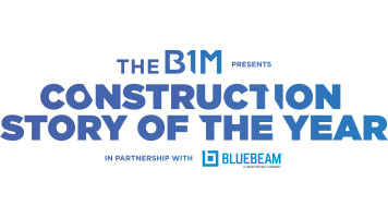 Bluebeam and The B1M To Recognize the World's Most Inspiring Construction Stories With Construction Story of the Year Award