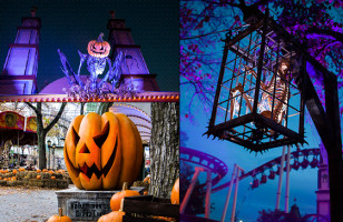 85 000 besökte Halloween på Gröna Lund