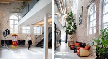 Nordisk Films nye hovedkontor i Oslo