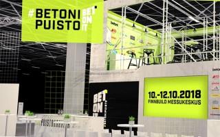 Kiwa Inspecta esittelee betoniosaamista 10.-12.10. Betonipuistossa Finnbuild-messuilla