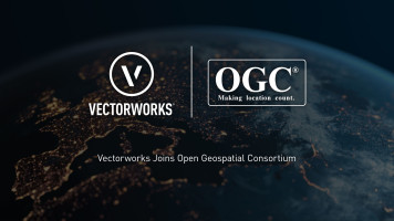Vectorworks, Inc. Joins the Open Geospatial Consortium to Contribute to GIS and BIM Standards