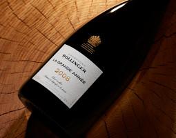 Lanseringen av Bollinger La Grande Année 2008 – en stor Bollingerårgång!