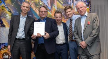 Tønsbergprosjektet vinner verdensmesterskapet i BIM