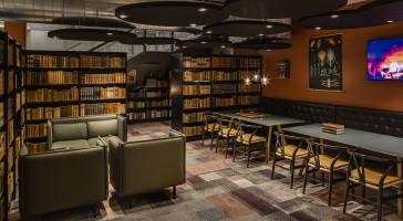 Nominert til Årets Bibliotek