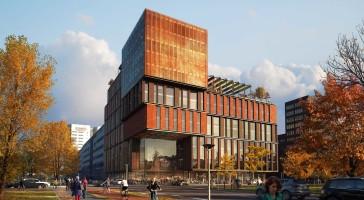 LINK arkitektur utvalda när Bonnier Fastigheter tilldelar uppdragen för Södra Värtan