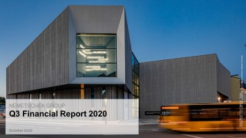 Nemetschek SE zeigt erfreuliche Geschäftsentwicklung im 3. Quartal und hebt Ausblick für Gesamtjahr 2020 an