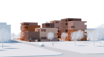 LINK arkitektur vinner markanvisning i Pålsjö, Helsingborg